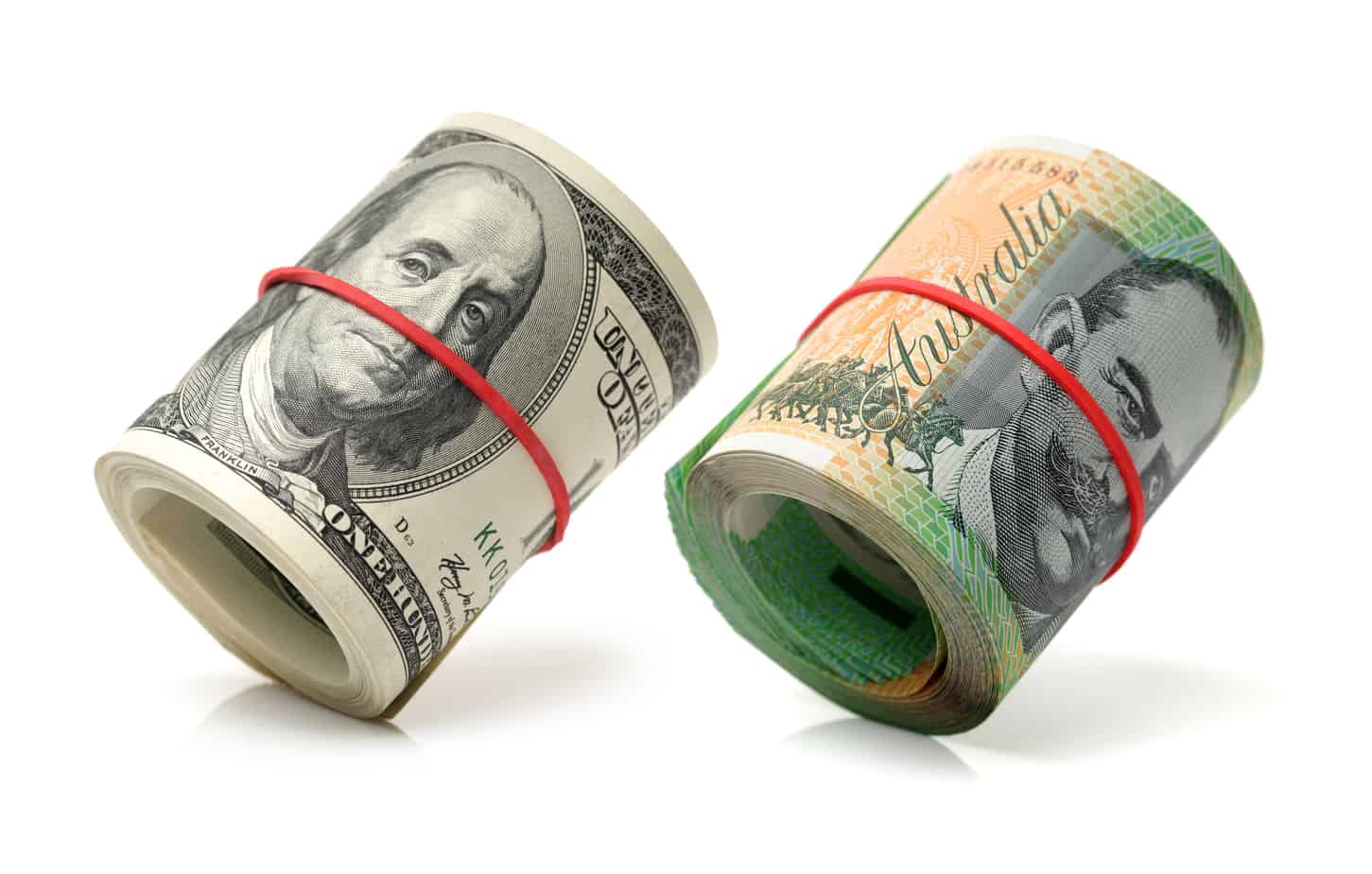 how to count au dollars money back in change australia